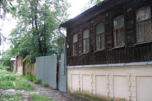 Дом купцов Блохиных
