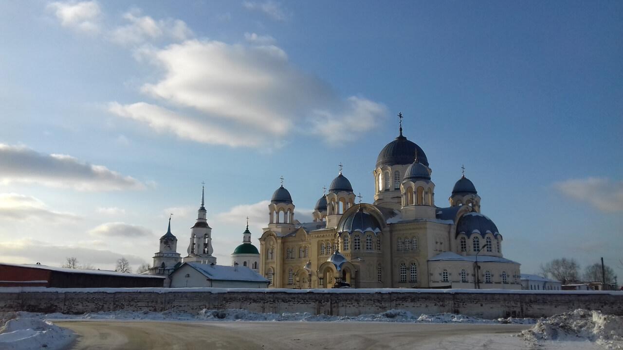 Верхотурье: Крестовоздвиженский собор