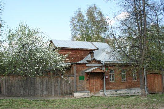 Дом и сад Казанцева