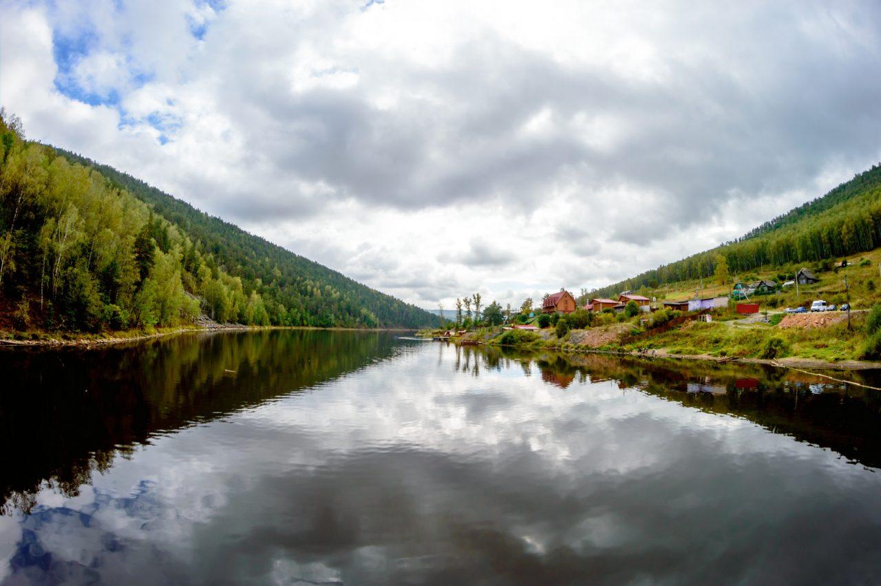 Пороги, Саткинский район, Челябинская область