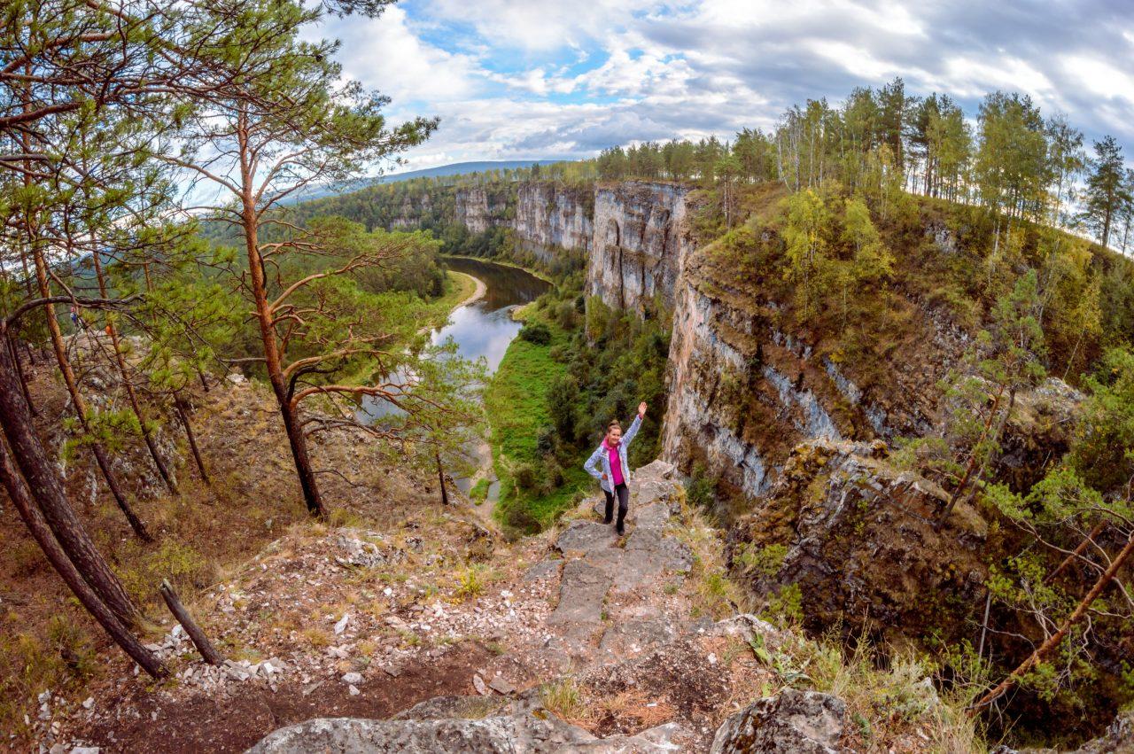 Большие Притёсы, Саткинский район, Челябинская область