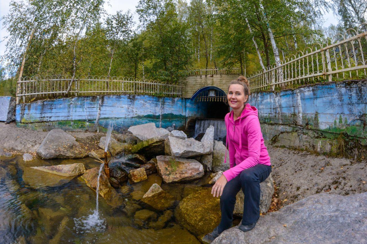 Река Каменка, Саткинский район, Челябинская область