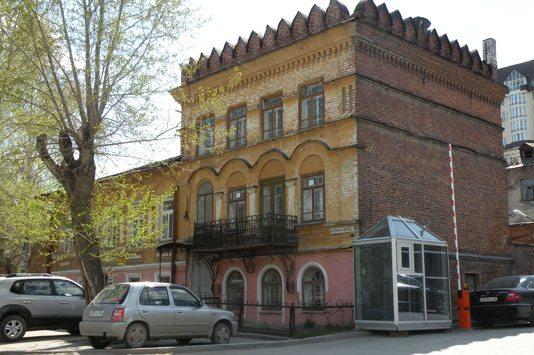 Дом купца Богатиева