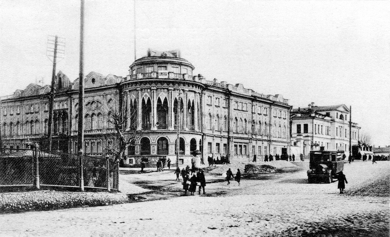 Екатеринбург, построенный пленными немцами