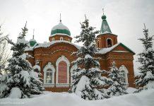 Святые источники села Тарасково