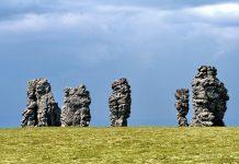 Столбы выветривания Мань-Пупу-Нер
