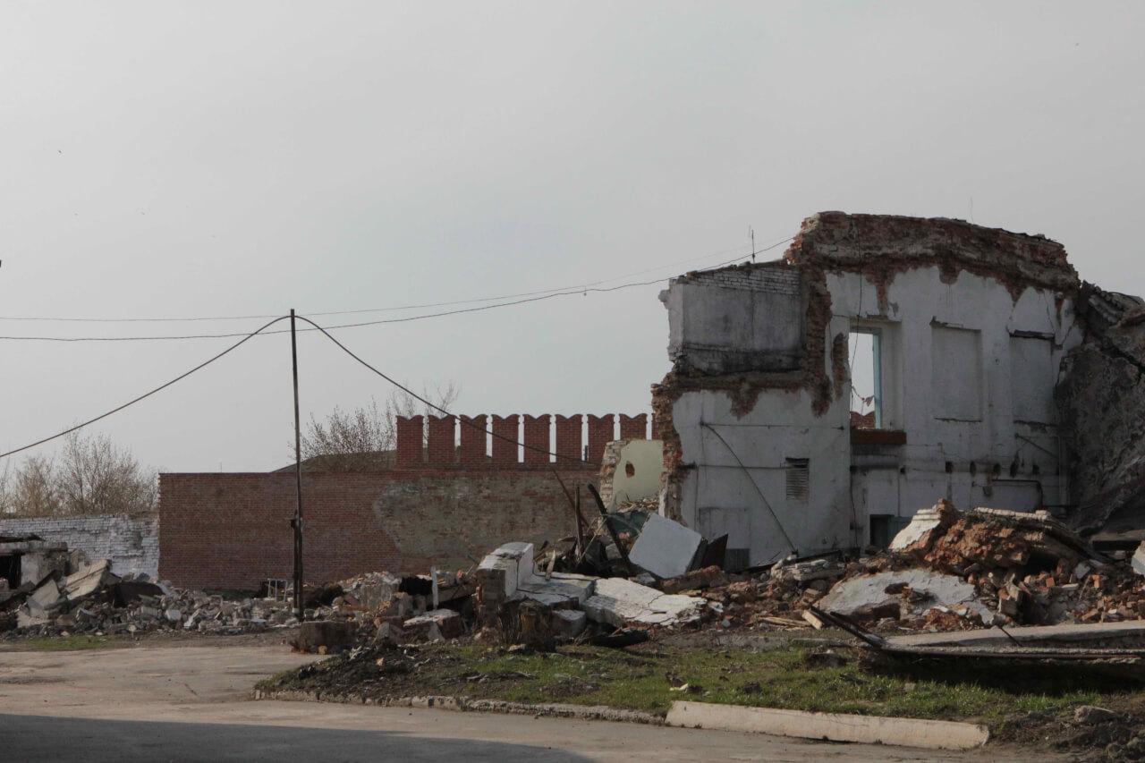 Далматовский Свято-Успенский мужской монастырь
