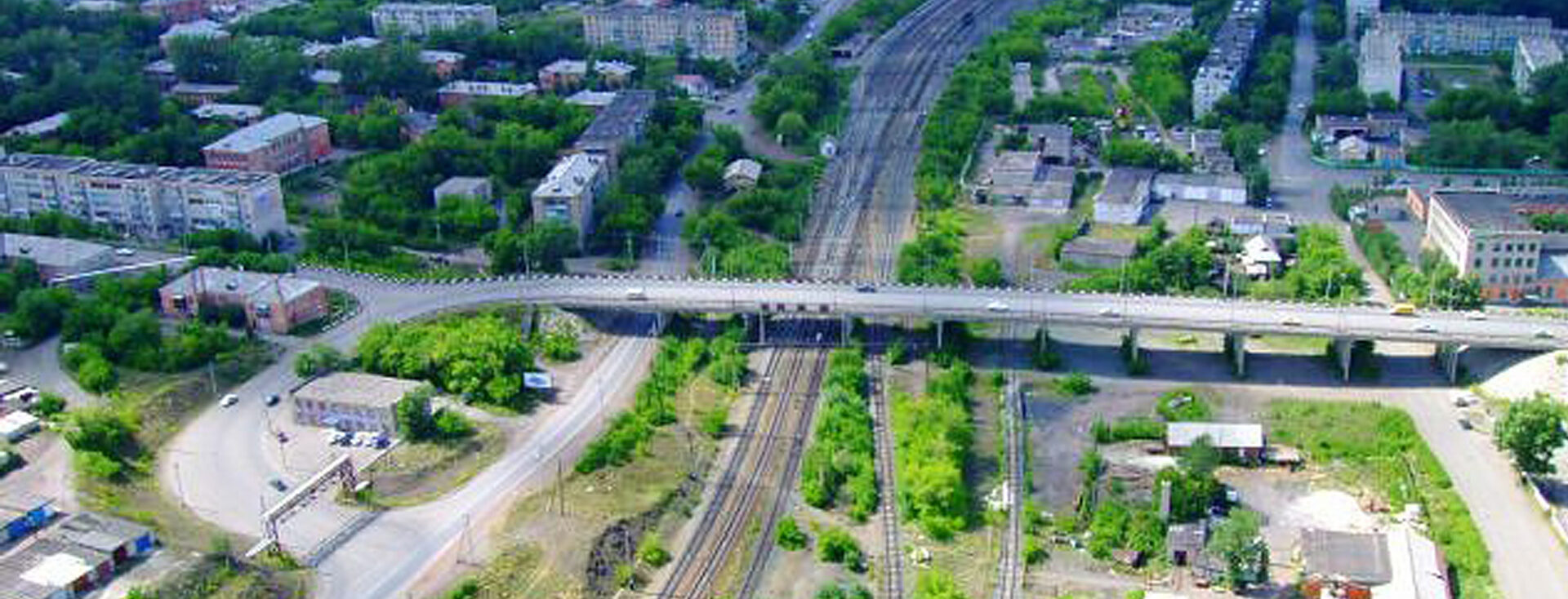 Немецкий мост в Медногорске