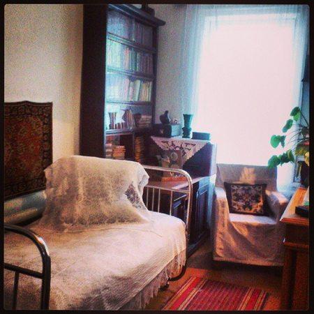 Комната Павла Петровича
