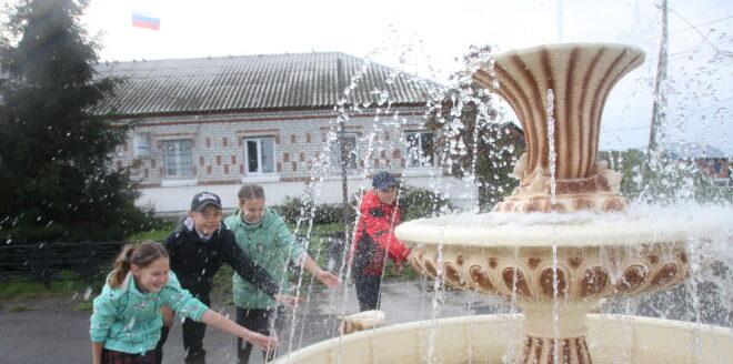 малые города, Заводоуковск, Тюменская область, Рог изобилия, село Бигил,