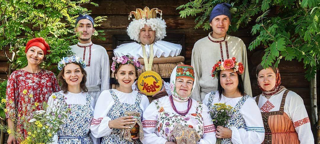 Квасной пир 2020 в Ялуторовске состоялся!