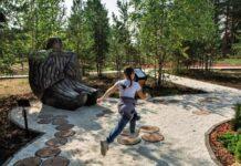 ХМАО-Югра, ХМАО, Ханты-Мансийский АО, Этноград, этнический парк, Русскинская деревня, этнопарк, отдых с детьми,