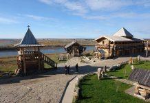 Село Абалак и Свято-Знаменский Абалакский монастырь