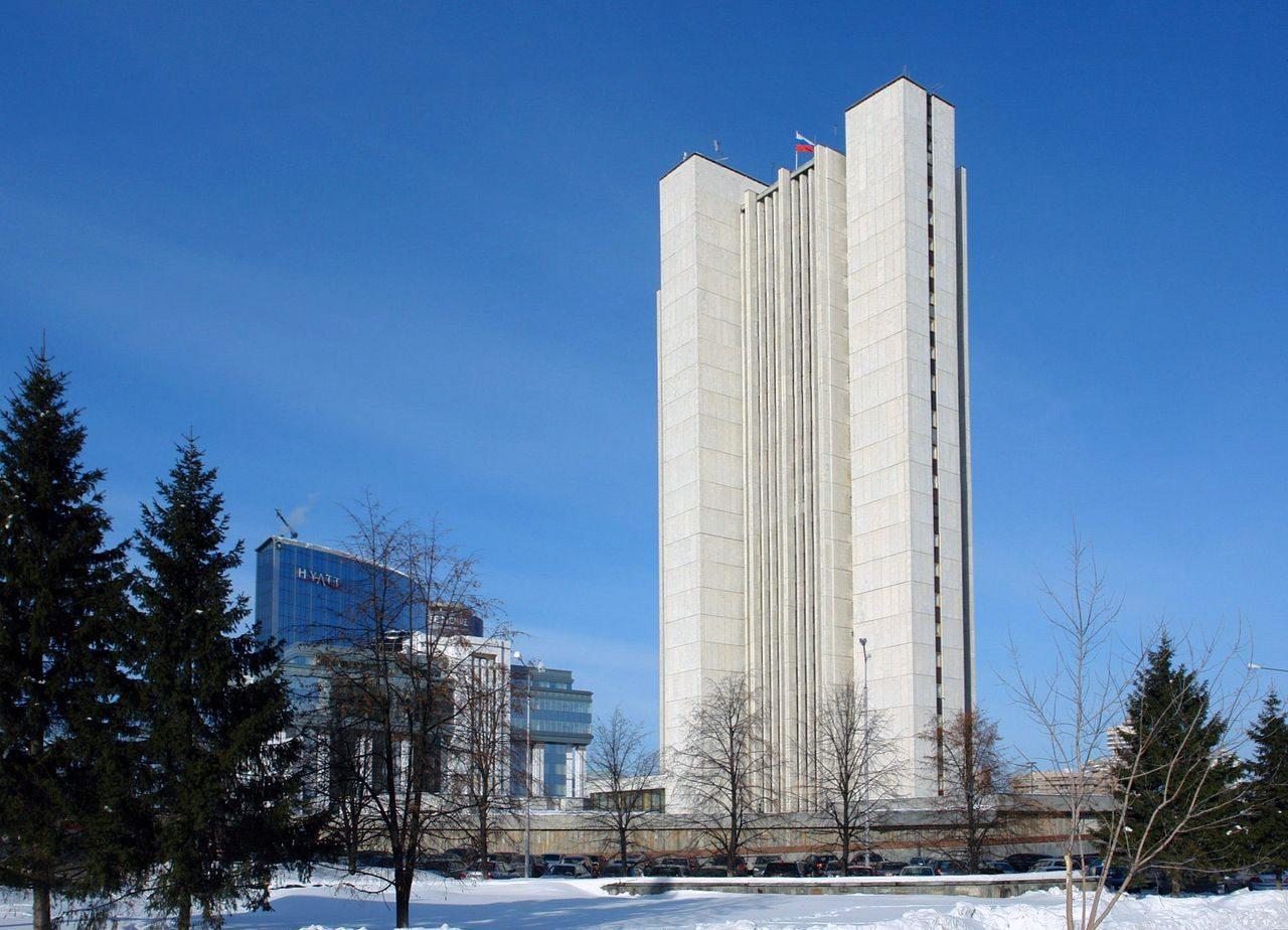 Белый дом, Дом Советов, Екатеринбург, Свердловская область
