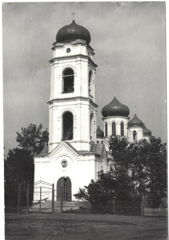 Верхнеуральск. Никольский храм