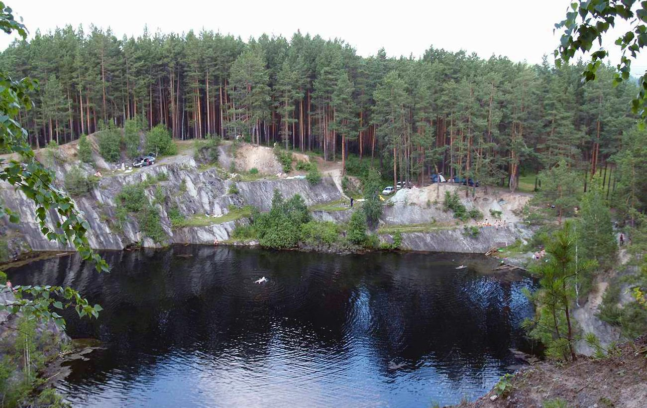 Natural park Bazhovskie places (Sverdlovsk region): how to get there, description, sights, reviews 19