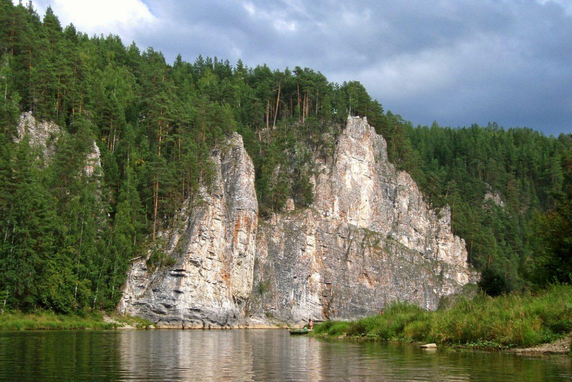 Камень Омутной, Харёнкинская петля: двухдневный сплав по ЧусовойХарёнкинская петля: двухдневный сплав по Чусовой