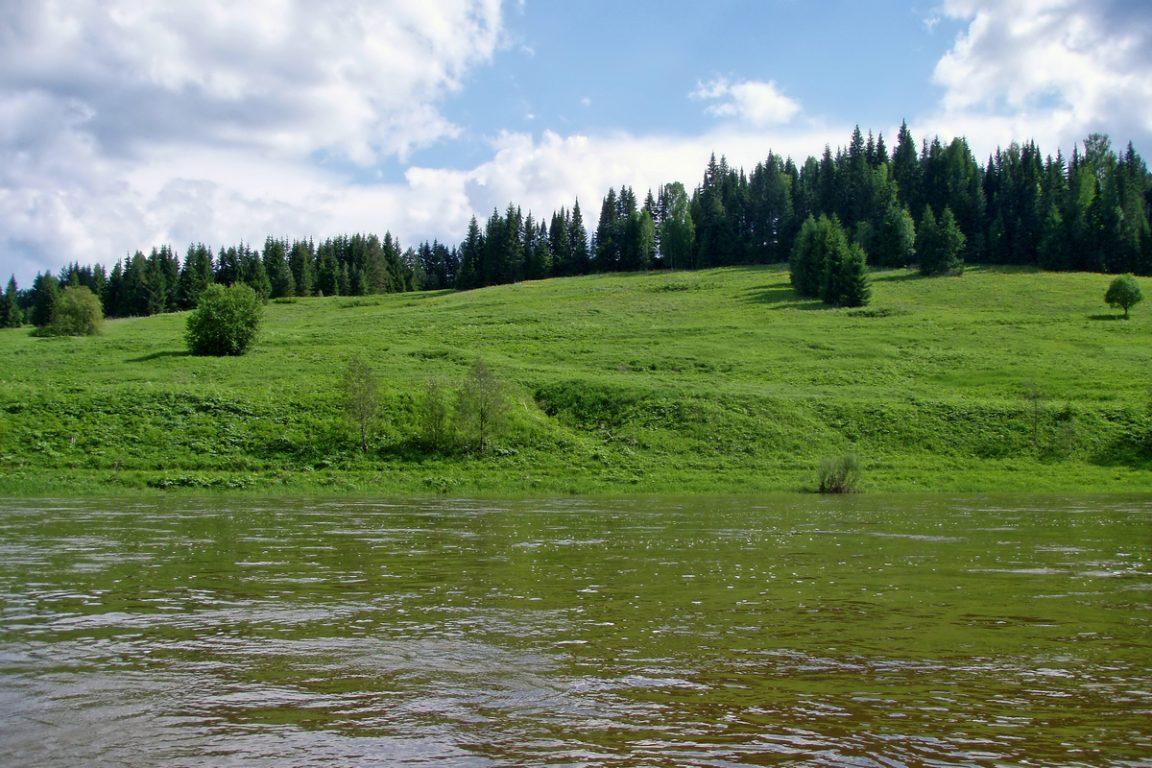 Урочище Кашка, Харёнкинская петля: двухдневный сплав по Чусовой