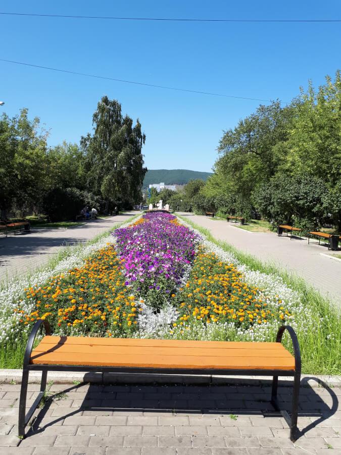 Памятник Точисскому в Белорецке