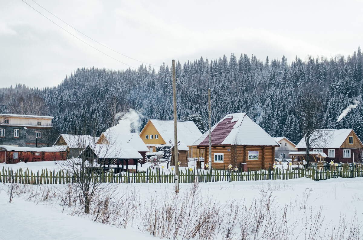 Усть-Койва, маршрут выходного дня, Пермский край
