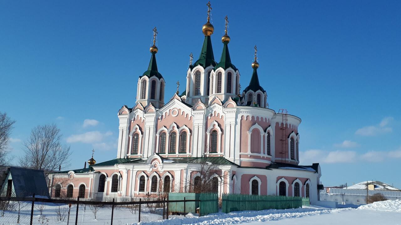 далматовский монастырь картинки кружка