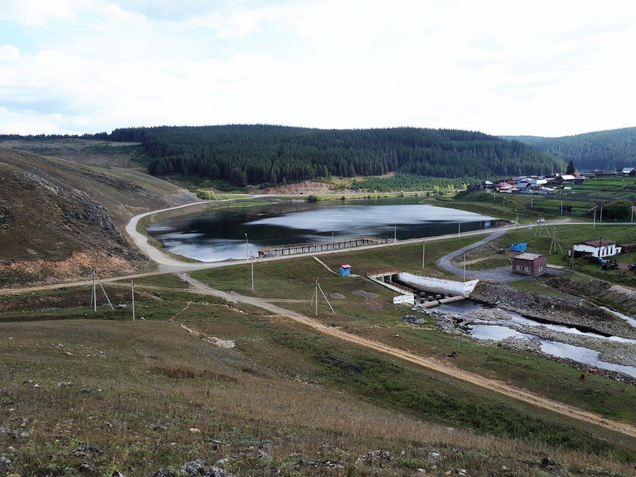 Село Кага, Белорецкий район, Башкортостан, Башкирия