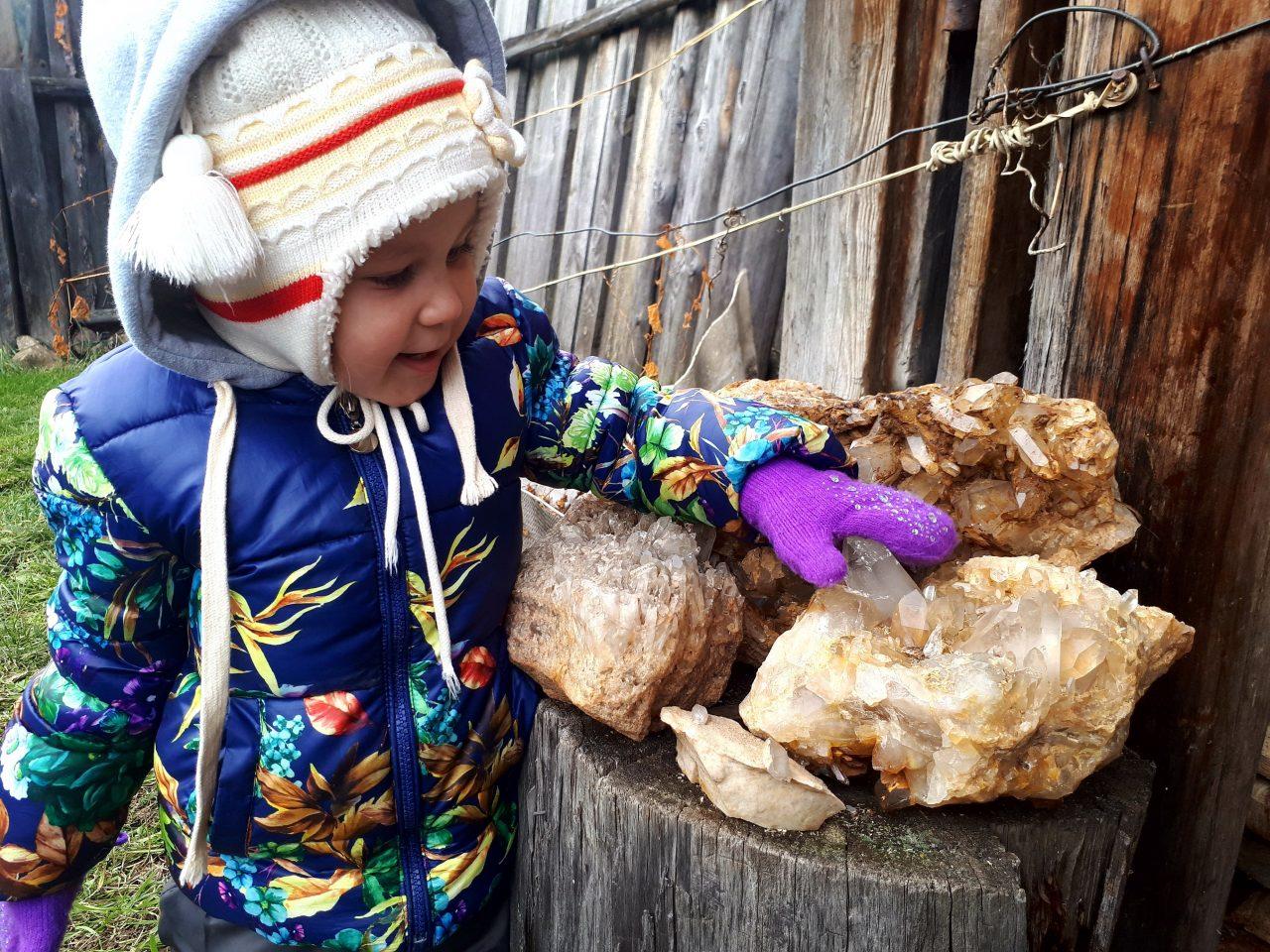 Минералогический туризм в Башкирии: Белорецк, Кага, Верхний Авзян