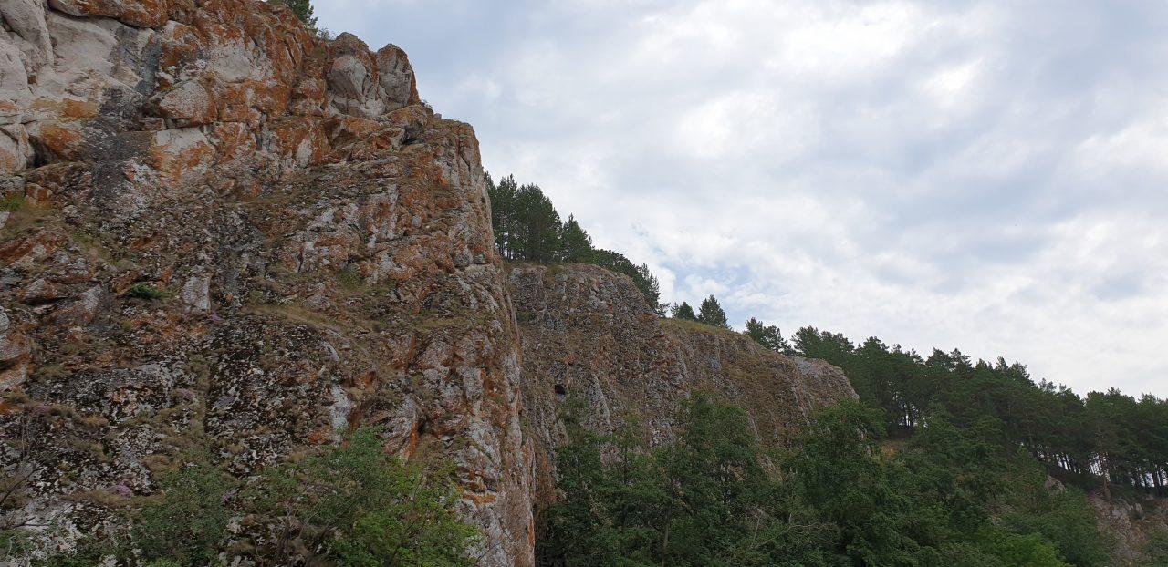 Река Реж, Свердловская область