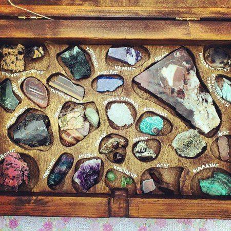 Каменья Бажова