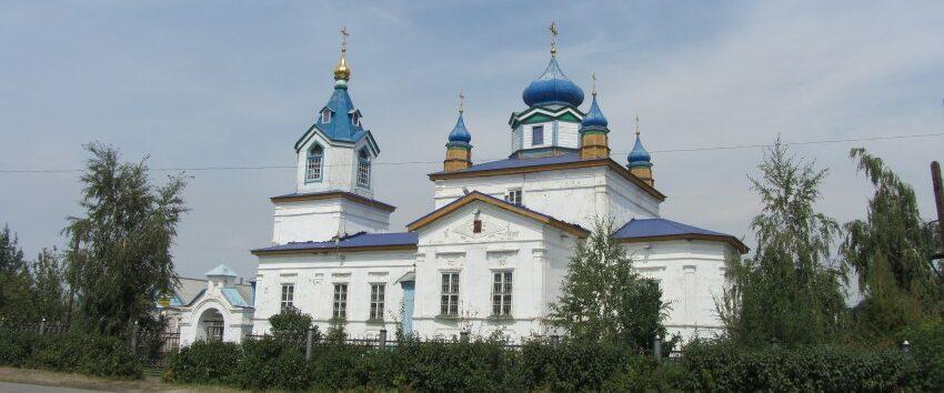 Николаевский монастырь в Соль-Илецке