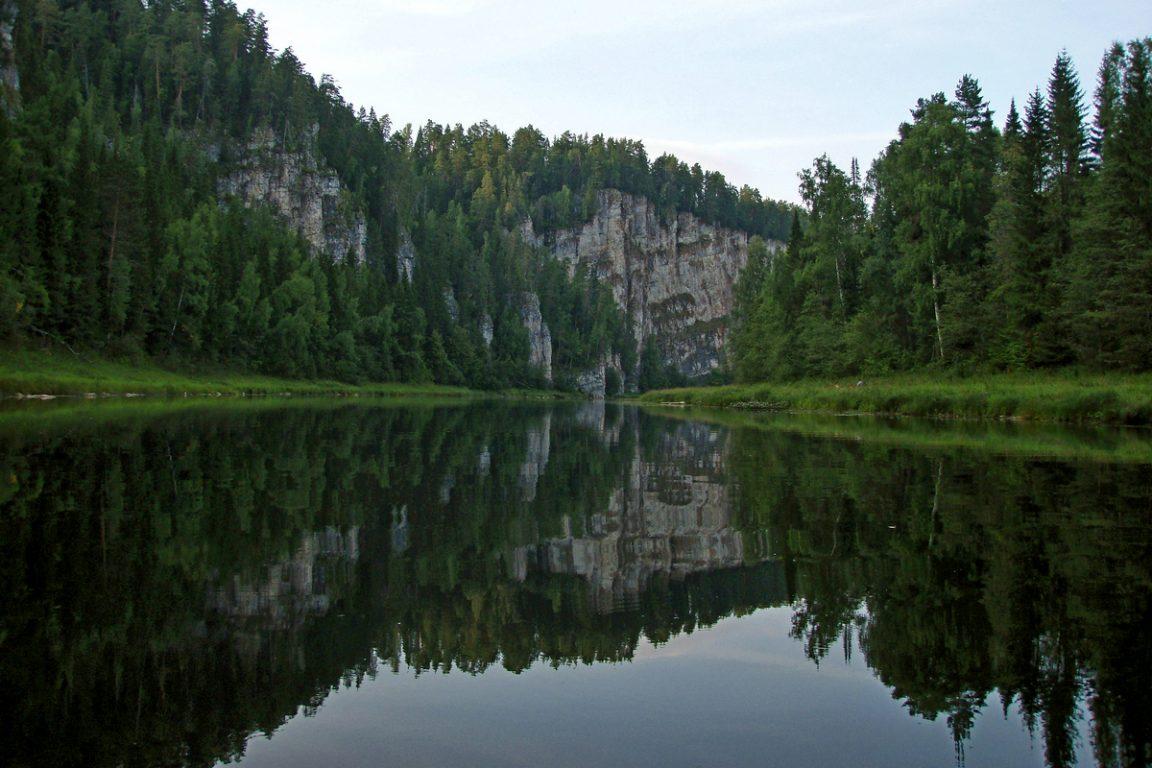 Камень Дыроватый, Харёнкинская петля: двухдневный сплав по Чусовой