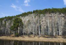 Шайтан-Камень возле села Октябрьское