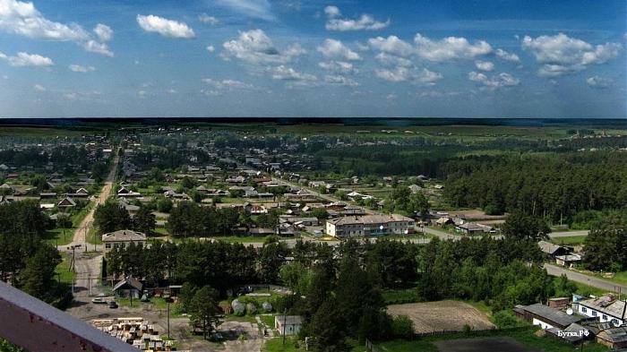 село Бутка, Свердловская область,Б.Н. Ельцин, История Урала