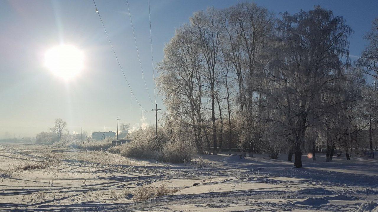 фетиш прогулка в кандалах по снегу