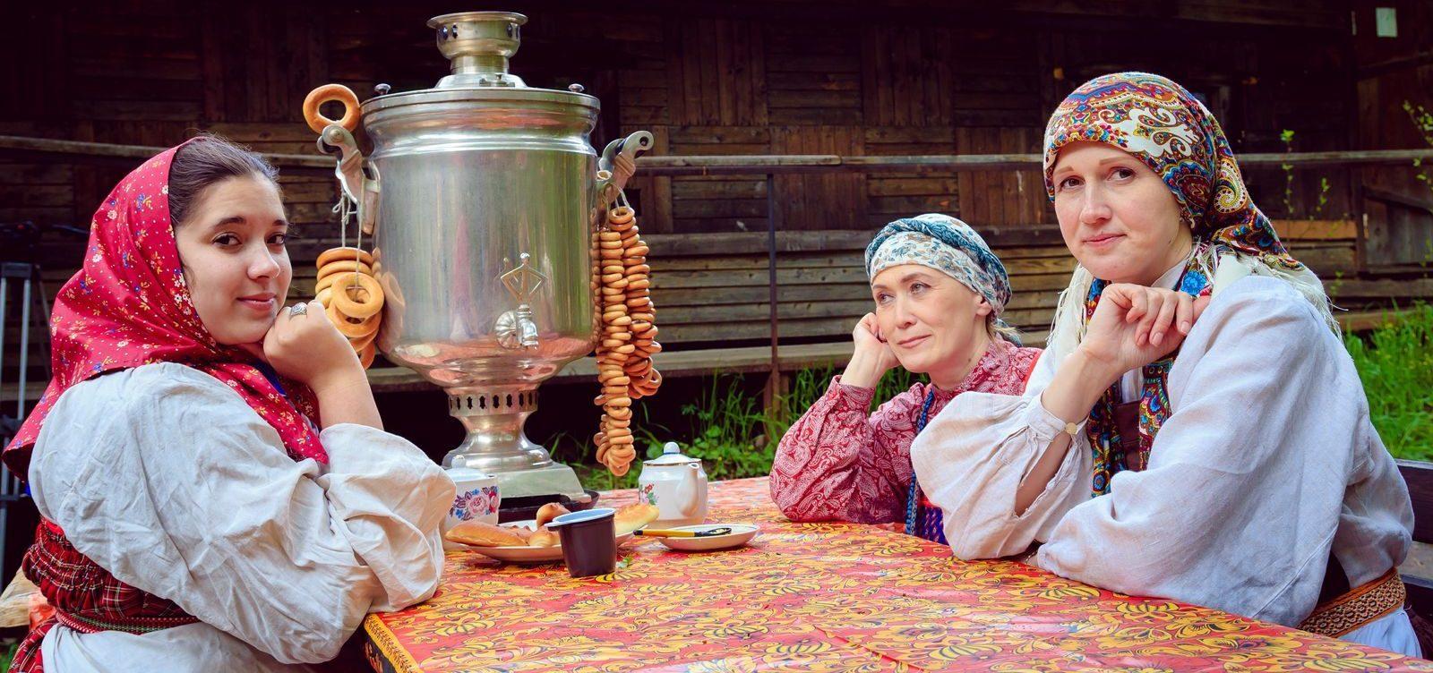 Экскурсия по этнографическому парку в городе Чусовом
