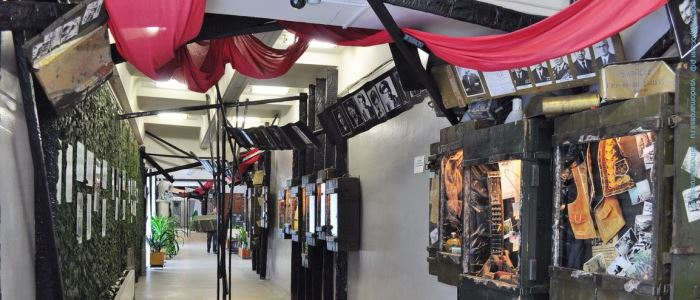 Муниципальный музей памяти воинов-интернационалистов «Шурави»