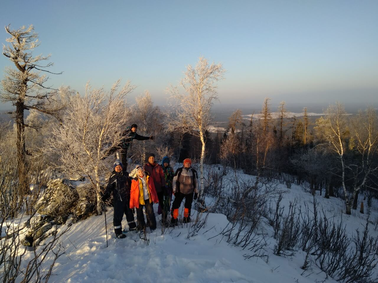 хребет Курма, Челябинская область