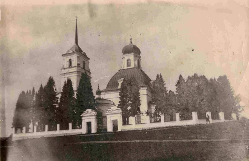 Преображенская церковь, Уктус, Екатеринбург, Свердловская область