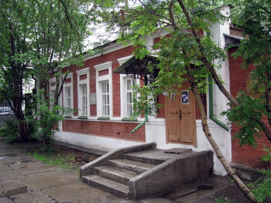 Дом-музей Д.Н. Мамина-Сибиряка