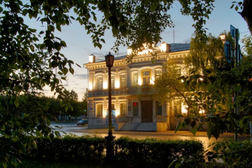Ишимский музейный комплекс им. П. П. Ершова