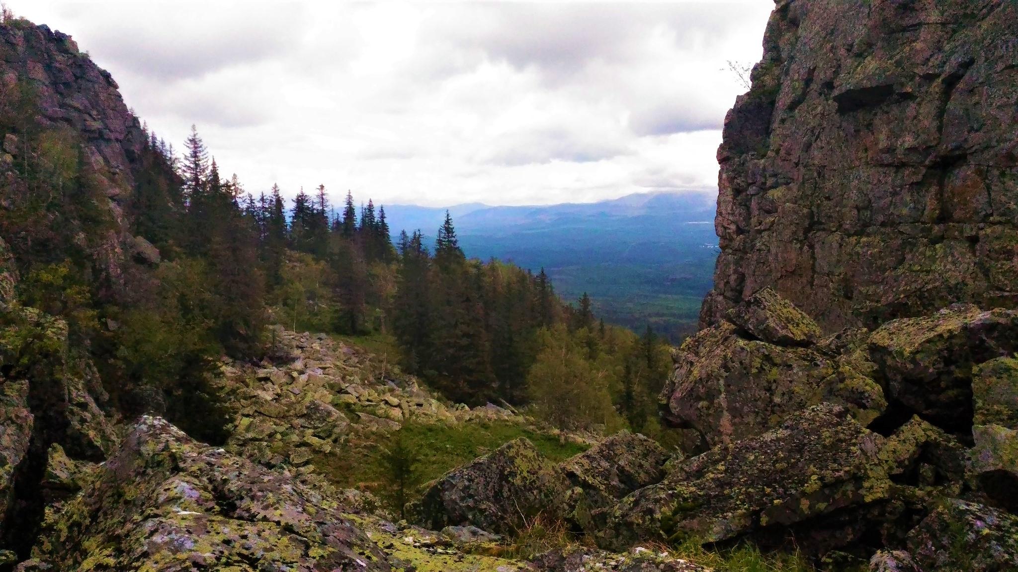 Хребет Нары, Башкортостан, Южный Урал