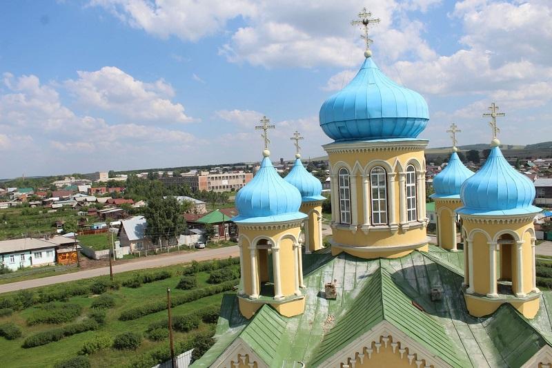 Никольский собор в Верхнеуральске