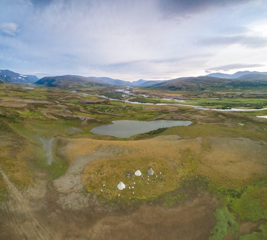 Озеро Хадата-Юган-Лор, Полярный Урал