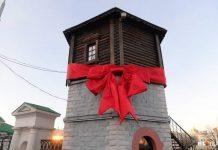 Водонапорная башня в центре Екатеринбурга открывается после года реставрации