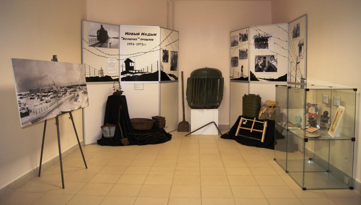 Надымский музей, Тюменский художественный музей, музей природы, Ямало-ненецкий АО, музеи Урала,