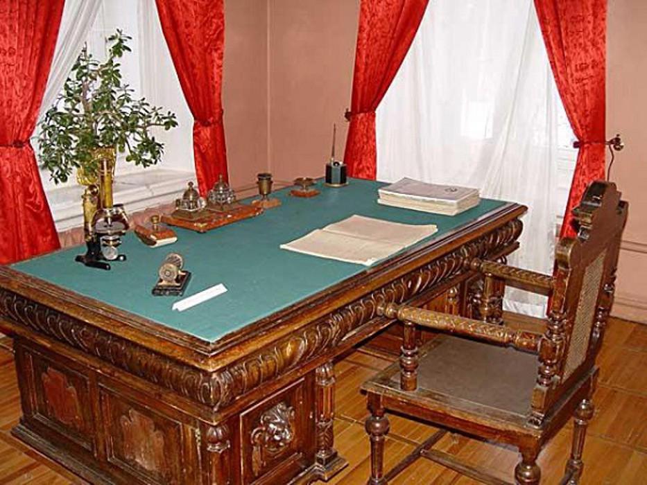 Дом-музей Н.Г. Славянова