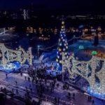 Семь причин, чтобы пригласить друзей встретить Новый год в Уфе!