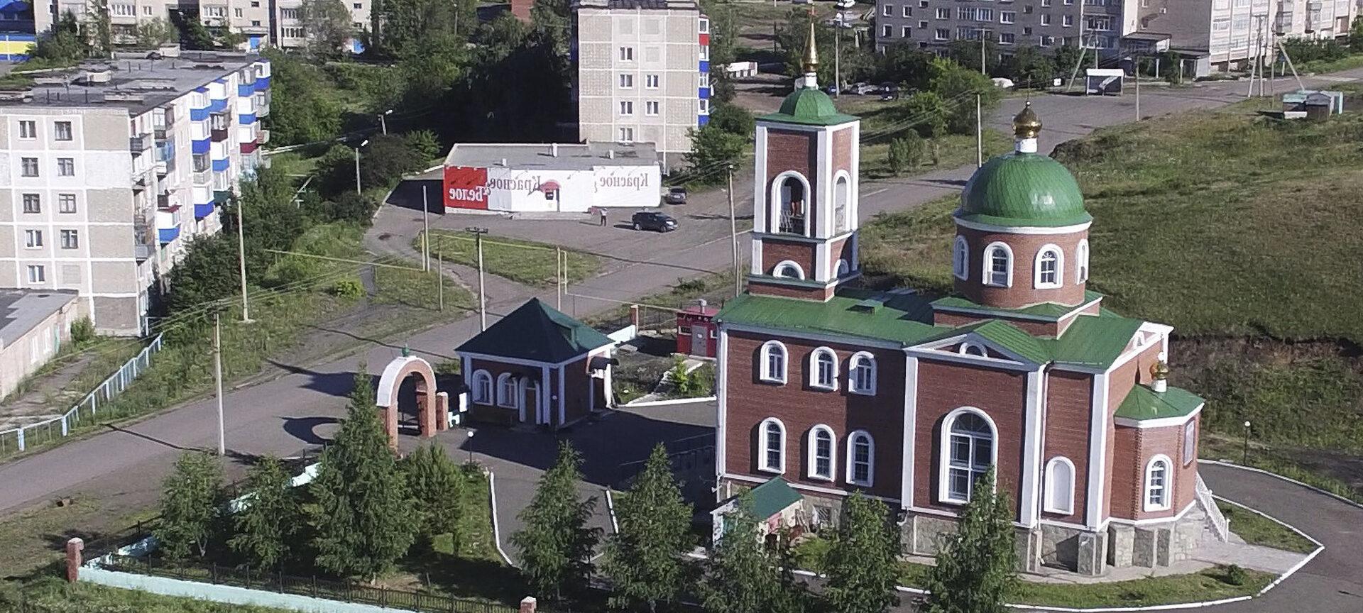 Храм Святителя Николая Чудотворца в Медногорске