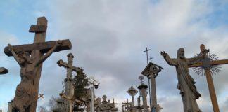 Литва, Мир, путешествия по миру, необычные достопримечательности, Гора Крестов, Шяуляй, легенды, святилище, священные места мира
