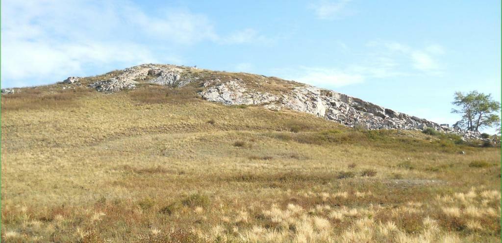 Осваиваем окрестности Медногорска (Оренбургская область) Ч. 2. Легенда о горе Шапка Мономаха